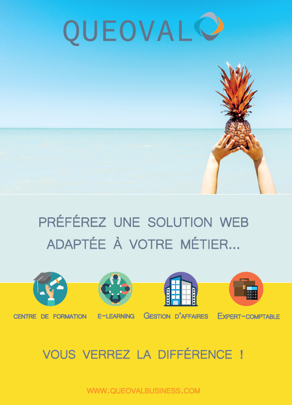 queoval solution web adapté au metier